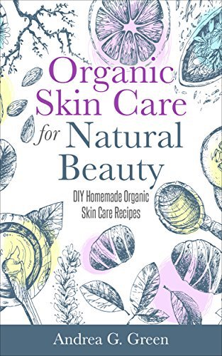 Book cover Organic Skin Care for Natural Beauty