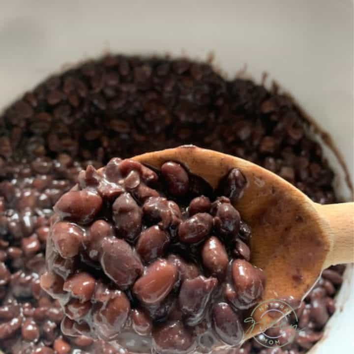 Easiest Slow Cooker Black Beans