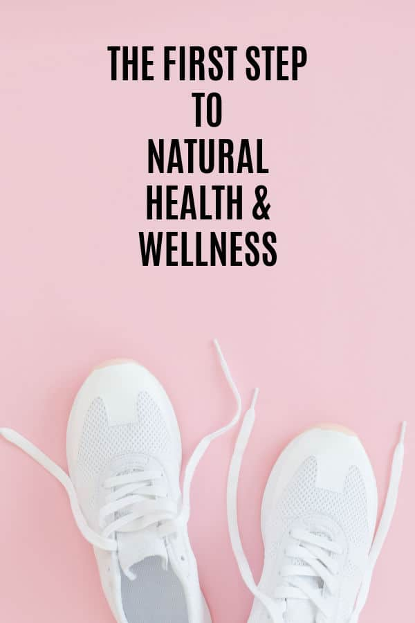 The First Stop to Natural Health and Wellness: Be Gentle With Yourself